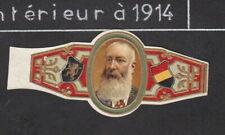Anciennes  Bague de Cigare Vitola BN106913 Homme Militaire