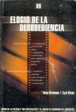 Elogio de la Desobediencia (Paperback or Softback)