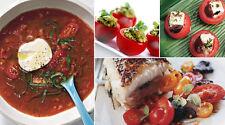 Tomato Recipes 782 Recipe Ebook in PDF on CD, Free Shipping