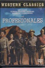 Los profesionales (DVD Nuevo)