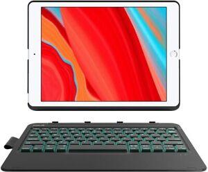 """Beleuchtete Tastatur für iPad 2020 8 Gen/iPad 2019 7 Gen 10.2"""", 10.5 iPad Air 3"""