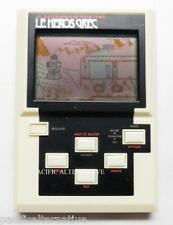 console jeu LE HERO GREC epoch pocket 1983 game & watch LCD vintage blanche