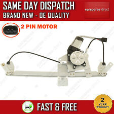 SMART FORTWO CABRIO 2004>2007 FRONT RIGHT SIDE WINDOW REGULATOR WITH 2 PIN MOTOR