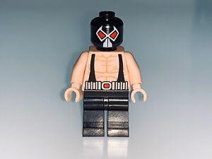 LEGO SUPER HEROES GENUINE BANE MINIFIGURE - NEW