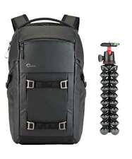 Lowepro FreeLine BP 350 AW Backpack with Joby Gorillapod 3K Kit, Black Free Ship