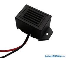 Low Voltage Buzzer, Black (Pack of 3) 1.5V ~ 3 VDC