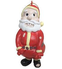 Tree Buddees HillBilly Santa Claus Christmas Ornament Funny Ornaments Fun