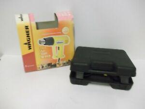 Wagner 1800w Heat Gun Model W912 & Case