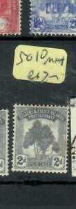 GILBERT & ELLIS (P0501B) TREE  2D  SG 10  MNH   ANTIQUE OVER 100 YRS