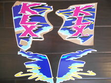 KAWASAKI KLX 650 KLX650 KLX650R 650R 1993-1995 GRAPHICS STICKERS DECALS 1994 PNK