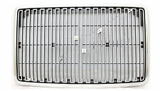 Volvo VNL 1nd Gen Grille Chrome w/o Bug Screen 1998-2003 (Replaces 8084221)