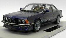 BMW ALPINA B7 S TURBO COUPE E24 1985 BLUE SERIE 6 635 CSI LS029D 1/18 100 PIECES
