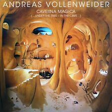 ADESIVO STICKER Andreas Vollenweider Caverna Magica