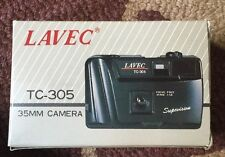 LAVEC TC-305 35MM CAMERA SUPERVISION  - NEW IN BOX