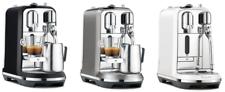 Breville BNE800BTR/SHY/BSS Nespresso Creatista Plus - Black/Hickory/Stainless