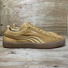 PUMA Suede Classic Badge Iced 'Taffy' Men's Shoes Size 12