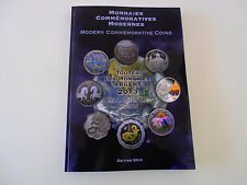 NEW ! First book with all commemorative silver coins of  2013 in the World