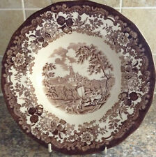 ROYAL WORCESTER PALISSY AVON SCENES RIMMED BOWL SEVERAL AVAILABLE