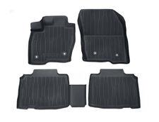 Gummimatten Ford Edge 13-15 Gummi Fußmatten 4 teilig 3D Schalen Qualität TPE