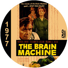 "The Brain Machine (1977) Mystery and Horror NR CULT ""B"" Movie DVD"