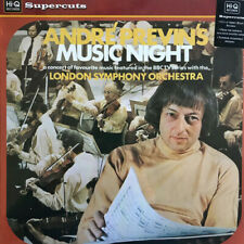 André Previn's Music Night / London Symphony Orchestra / LP 180 Gramm