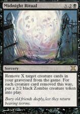 MTG: Midnight Ritual - Black Rare - 10th Edition - 10E - Magic Card