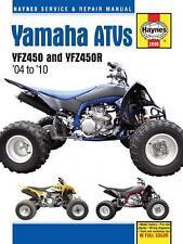 Haynes ATV Manual Yamaha M2899 70-1091 274399