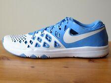 Nike Train Speed 4 AMP UNC Tarheels Shoes 844102-414 Men's Sz10.5 RARE