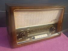 Radio Röhrenradio SABA wildbad 9 valvulas radio antiguade madera
