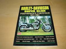 Harley DAVIDSON SUPER GLIDE FAT BOB Fx FXE FXS FXB FXEF Propietarios Manual Manual