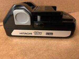 Hitachi 18V 1.5Ah Li-Ion Slide Style Battery BSL1815