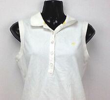 Vineyard Vines Sleeveless Golf Polo Shirt Womens Size M