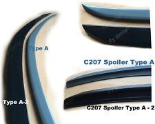 MERCEDES E W 207 C207 A207 SPOILER HECK AMG LIPPE KOFFERRAUM KAPPE Type A-2 high
