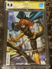 Batgirl #32 Variant CGC 9.8 SS Derrick Chew