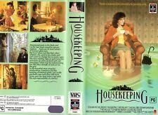 HOUSEKEEPING -Christine Lahti -VHS -PAL -NEW -Never played! -Original Oz release