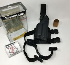 Safariland 6005 SLS Tactical RH Leg Holster w/ QD Strap, SIG P226 P220 + LIGHT