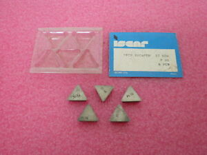ISCAR CNC Carbide Inserts Threading TPCN 2204PDN IC50M