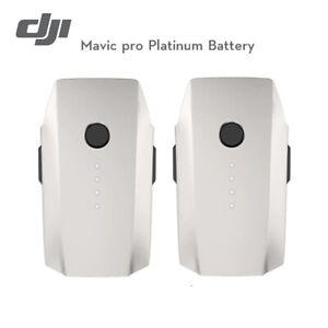 DJI Mavic Pro Platinum Intelligent Flight Battery New (3830mAh/11.4V) For Drones