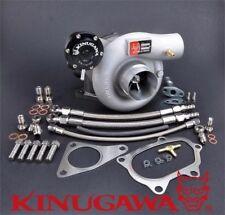 """Kinugawa GTX Billet Turbocharger 2.4"""" SUBARU STI TD06H w/ Garrett 60-1 / 8cm Hsg"""