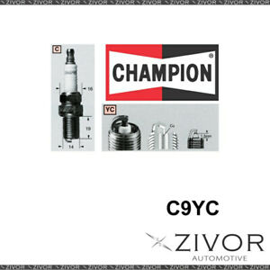 New Champion Spark Plug For MERCEDES BENZ -MPN C9YC *By Zivor*