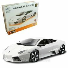 LAMBORGHINI REVENTON 1:24 scale model car KIT diecast Bburago die cast models