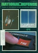 1982 National Defense Magazine: C3I/Fire Command Button