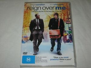 Reign Over Me - Adam Sandler - Brand New & Sealed - Region 4 - DVD