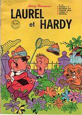 LAUREL ET HARDY 26  ANNEE 1970 RARE