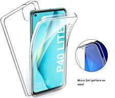 Phone Case Cover✔ Clear Gel 2 Pieces Front+Back✔ Full Body All Round Protection