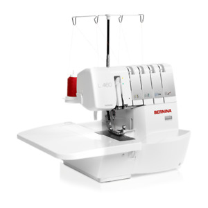 BERNINA L460 OVERLOCKER WITH TABLE & KNEE LIFTER   FREE UK DELIVERY