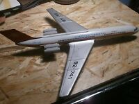 vintage metal toy tin aircraft plane ussr