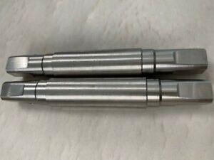 Bottom Bracket Titanium Spindle 68 X 127.5mm Or 73 X 127.5mm 127.5 mm Vintage