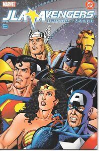 Marvel & DC Comics JLA / AVENGERS# 1 (2003) (MT) - Busiek / Perez