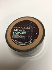 Maybelline Mineral Power Natural Bronzing Veil With Micro-Minerals SUNLIGHT II